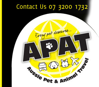 APAT Aussie Pet & Animal Travel | 25 ECHIDNA CT, Greenbank, Queensland 4124 | +61 7 3200 1732